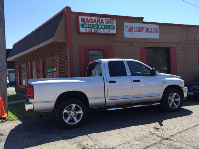 2007 Dodge Ram Pickup 1500 for sale at Magana Auto Sales Inc. in Aurora IL