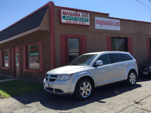 2009 Dodge Journey for sale at Magana Auto Sales Inc. in Aurora IL