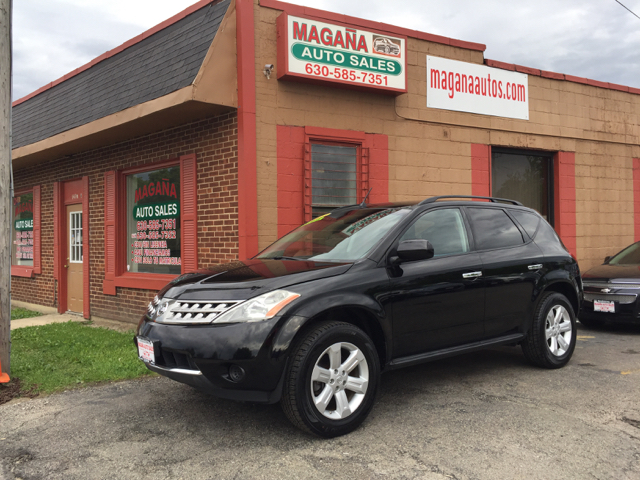 2007 Nissan Murano for sale at Magana Auto Sales Inc. in Aurora IL