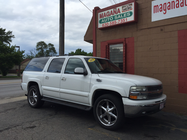 2002 Chevrolet Suburban for sale at Magana Auto Sales Inc. in Aurora IL