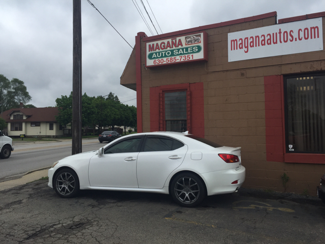 2008 Lexus IS 250 for sale at Magana Auto Sales Inc. in Aurora IL