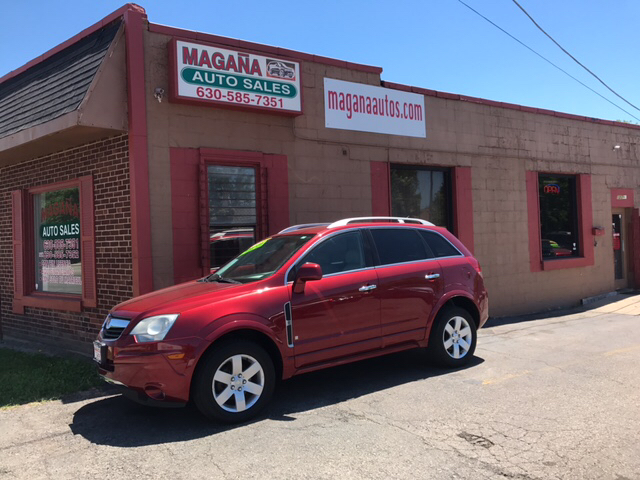 2008 Saturn Vue for sale at Magana Auto Sales Inc. in Aurora IL