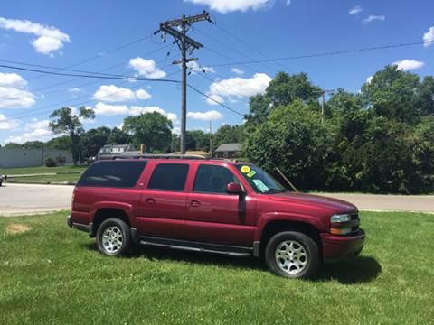 2005 Chevrolet Suburban for sale at Magana Auto Sales Inc. in Aurora IL