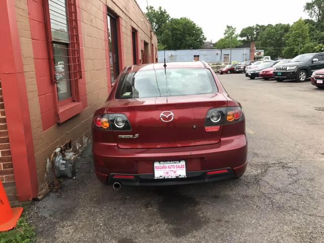 2006 Mazda MAZDA3 for sale at Magana Auto Sales Inc. in Aurora IL