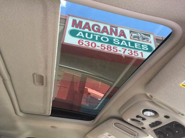 2003 Cadillac Escalade for sale at Magana Auto Sales Inc. in Aurora IL