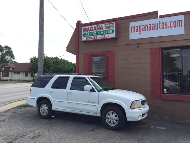 1999 GMC Envoy for sale at Magana Auto Sales Inc. in Aurora IL