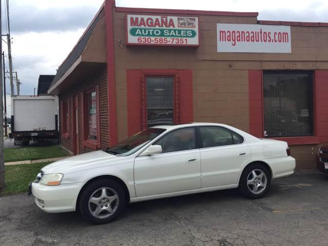 2003 Acura TL for sale at Magana Auto Sales Inc. in Aurora IL