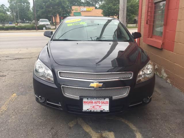 2009 Chevrolet Malibu for sale at Magana Auto Sales Inc. in Aurora IL