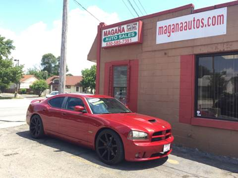 2006 Dodge Charger for sale at Magana Auto Sales Inc. in Aurora IL