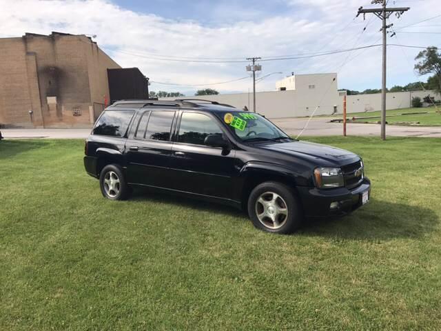 2006 Chevrolet TrailBlazer EXT for sale at Magana Auto Sales Inc. in Aurora IL