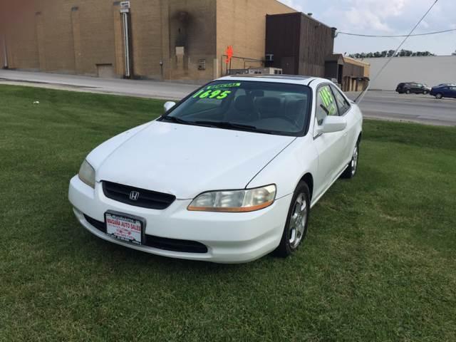 1999 Honda Accord for sale at Magana Auto Sales Inc. in Aurora IL