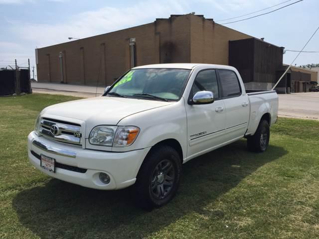 2006 Toyota Tundra for sale at Magana Auto Sales Inc. in Aurora IL