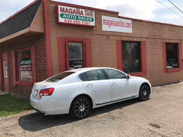 2006 Lexus GS 300 for sale at Magana Auto Sales Inc. in Aurora IL