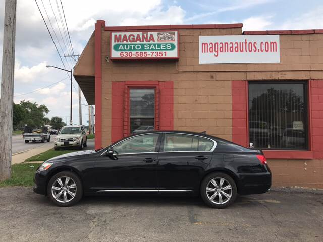 2008 Lexus GS 350 for sale at Magana Auto Sales Inc. in Aurora IL