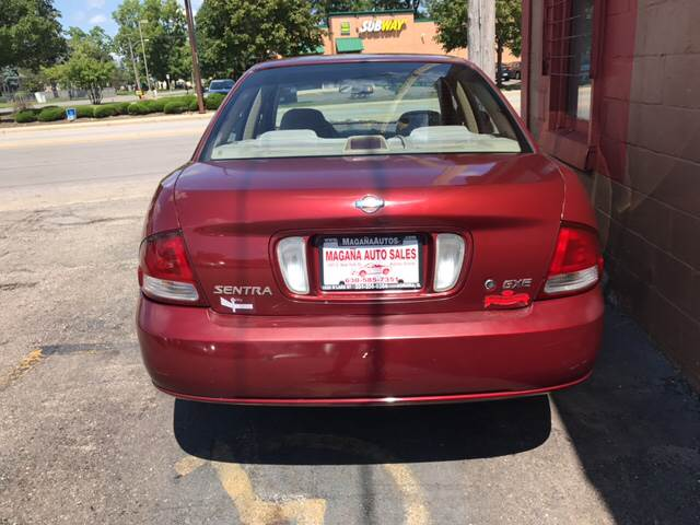 2002 Nissan Sentra for sale at Magana Auto Sales Inc. in Aurora IL