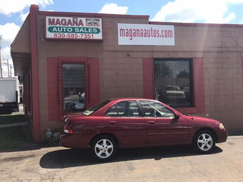 2002 Nissan Sentra for sale in Aurora, IL