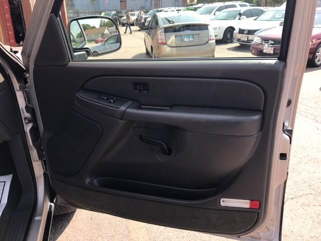 2004 Chevrolet Silverado 1500 for sale at Magana Auto Sales Inc. in Aurora IL