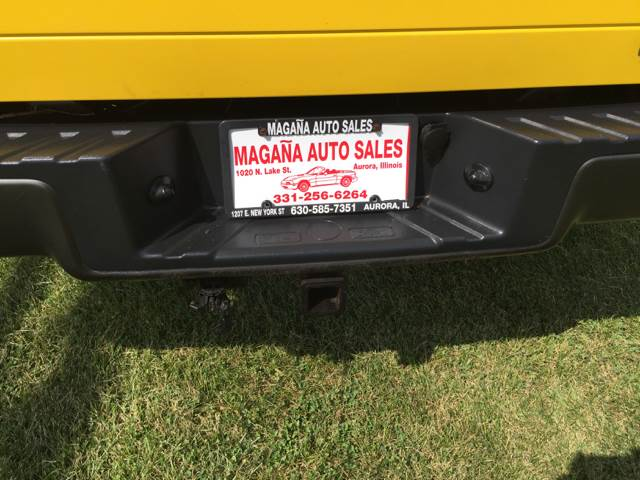 2004 Ford F-150 for sale at Magana Auto Sales Inc. in Aurora IL