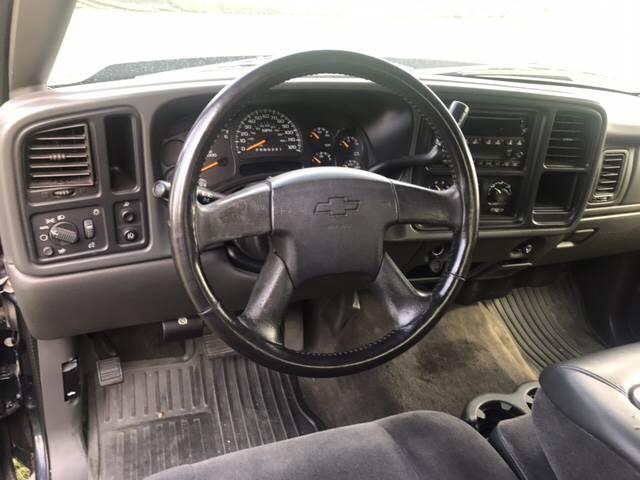2006 Chevrolet Silverado 1500 for sale at Magana Auto Sales Inc. in Aurora IL