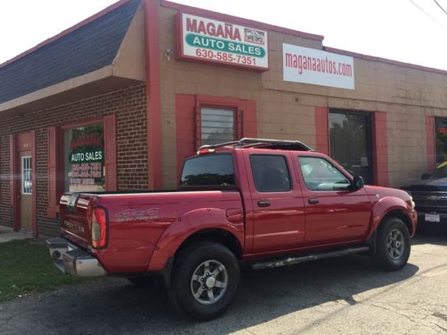 2003 Nissan Frontier for sale at Magana Auto Sales Inc. in Aurora IL