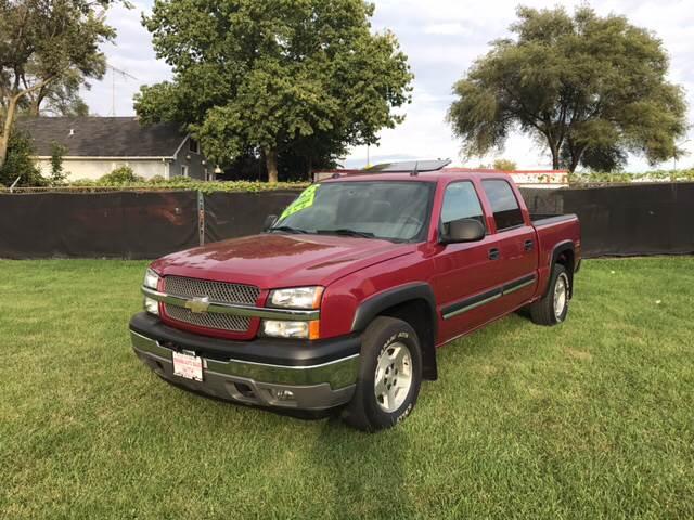 2005 Chevrolet Silverado 1500 for sale at Magana Auto Sales Inc. in Aurora IL