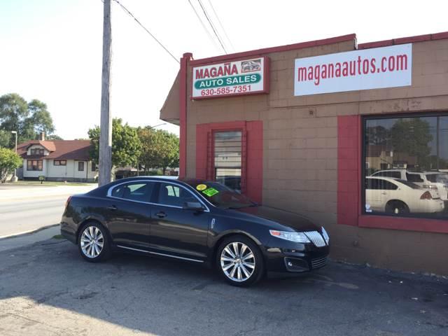 2011 Lincoln MKS for sale at Magana Auto Sales Inc. in Aurora IL