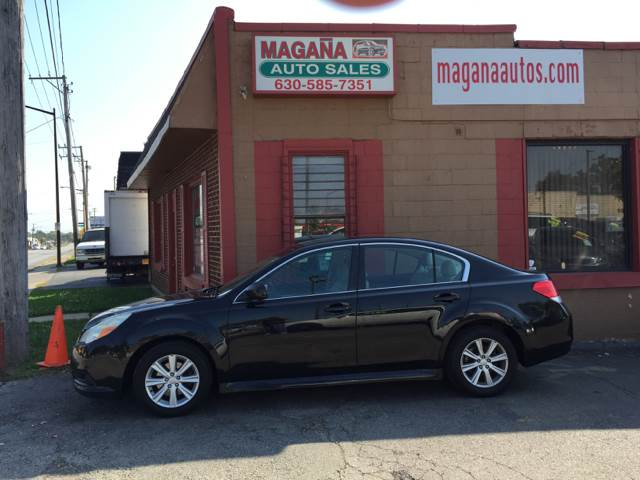 2010 Subaru Legacy for sale at Magana Auto Sales Inc. in Aurora IL
