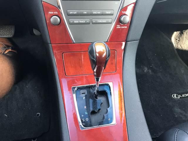 2007 Lexus ES 350 for sale at Magana Auto Sales Inc. in Aurora IL