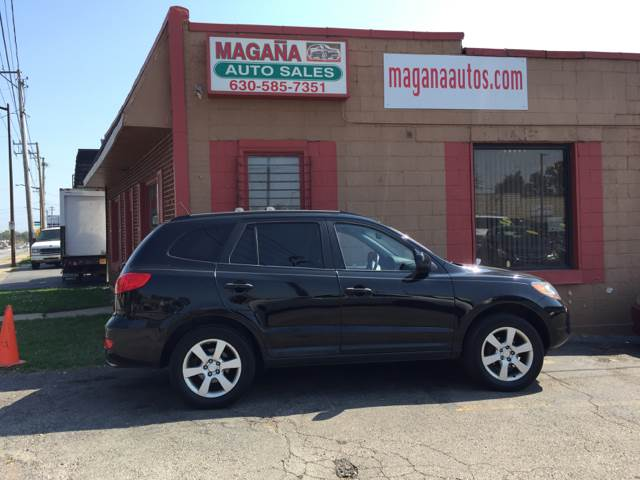 2009 Hyundai Santa Fe for sale at Magana Auto Sales Inc. in Aurora IL