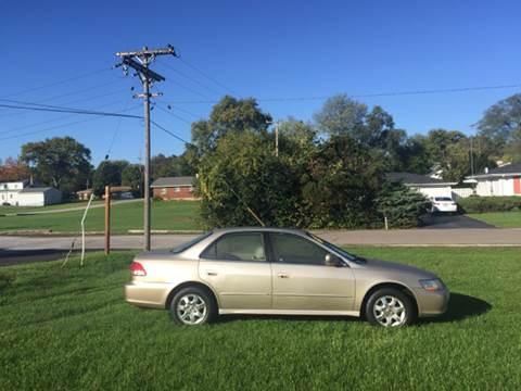 2001 Honda Accord for sale in Aurora, IL