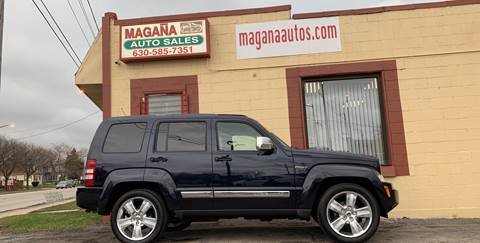 2011 Jeep Liberty for sale in Aurora, IL