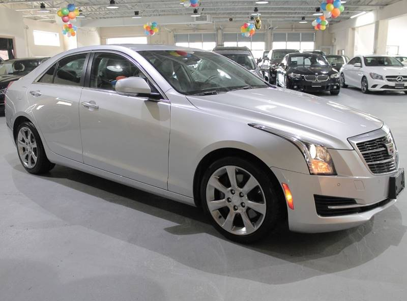 2016 Cadillac Ats 2 0t Luxury Collection 4dr Sedan In Floral Park Ny