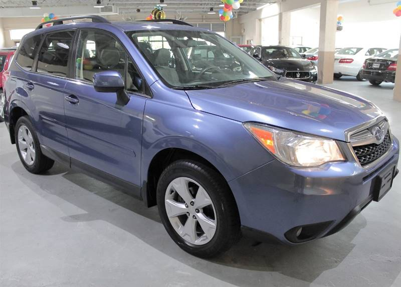 2015 subaru forester awd limited 4dr wagon in floral. Black Bedroom Furniture Sets. Home Design Ideas