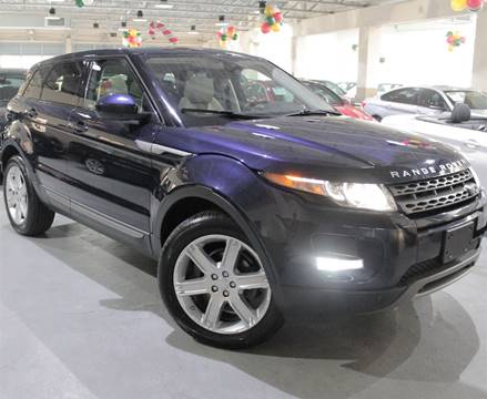 2015 Land Rover Range Rover Evoque for sale in Floral Park, NY