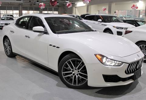 2018 Maserati Ghibli for sale in Floral Park, NY