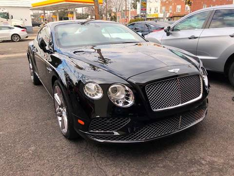 2016 Bentley Continental for sale at Best Auto Outlet in Floral Park NY