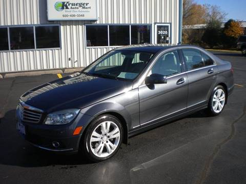 2010 Mercedes-Benz C-Class for sale in Oshkosh, WI