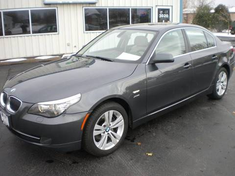 2010 BMW 5 Series for sale in Oshkosh, WI