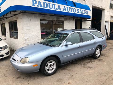 1997 Ford Taurus for sale in Braintree, MA