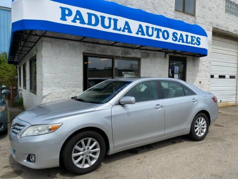 2011 Toyota Camry for sale at Padula Auto Sales in Braintree MA