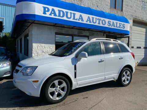 2014 Chevrolet Captiva Sport for sale at Padula Auto Sales in Braintree MA