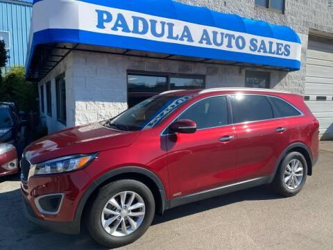2017 Kia Sorento for sale at Padula Auto Sales in Braintree MA