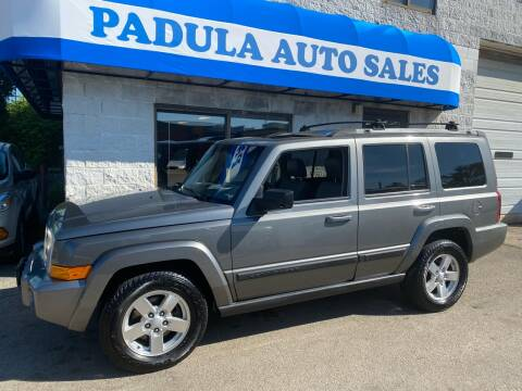 2007 Jeep Commander for sale at Padula Auto Sales in Braintree MA