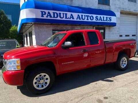 2011 Chevrolet Silverado 1500 for sale at Padula Auto Sales in Braintree MA