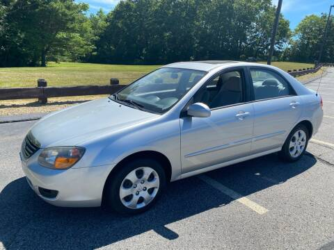 2009 Kia Spectra for sale at Padula Auto Sales in Braintree MA