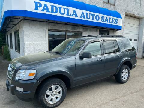 2010 Ford Explorer for sale at Padula Auto Sales in Braintree MA