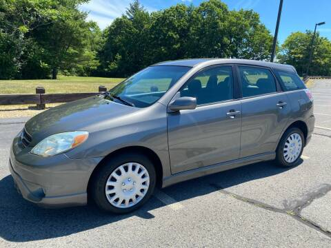 2006 Toyota Matrix for sale at Padula Auto Sales in Braintree MA