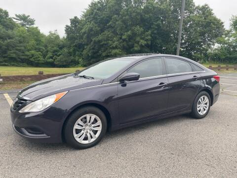 2011 Hyundai Sonata for sale at Padula Auto Sales in Braintree MA
