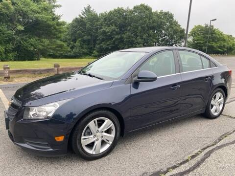 2014 Chevrolet Cruze for sale at Padula Auto Sales in Braintree MA