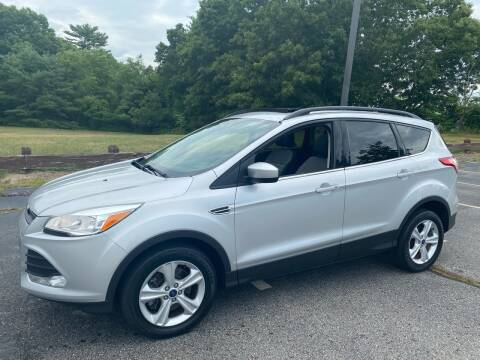 2014 Ford Escape for sale at Padula Auto Sales in Braintree MA